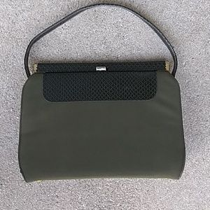 Vintage life stride handbag purse